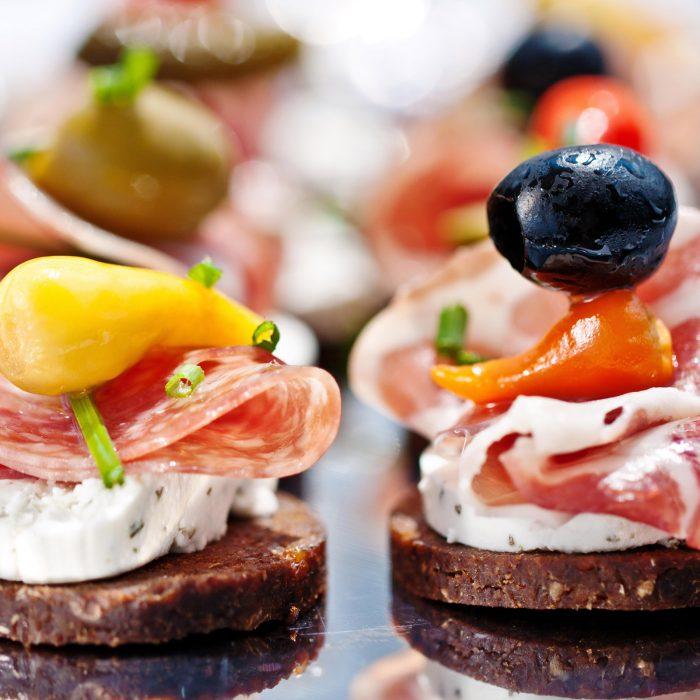 Das Post Freilassing | Unser beliebtes Fingerfood